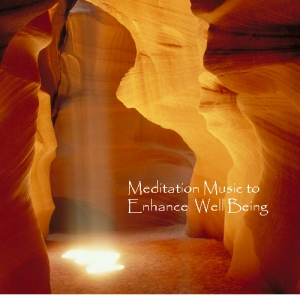 Well being music meditaion cover